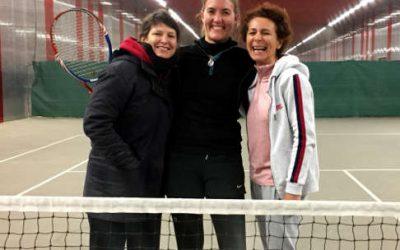 Championnat d'Hiver Corpo 2020 : Enseignantes 2 contre HSBC