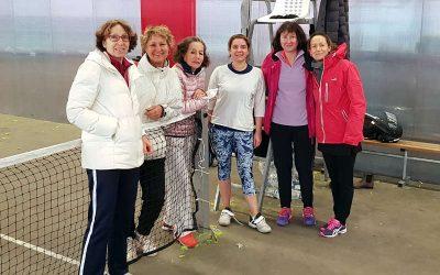 Championnat d'Hiver Corpo 2020 : Enseignantes 3 contre La Banque Postale